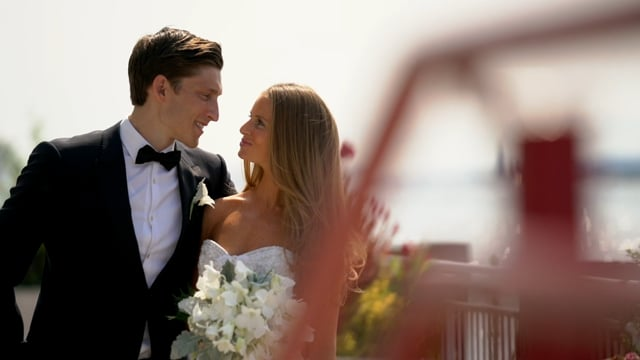 Danielle and Judd – The Lighthouse