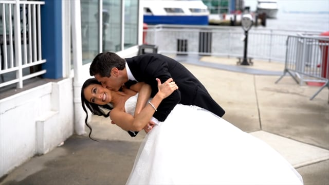 Emily and Andrew – The Lighthouse