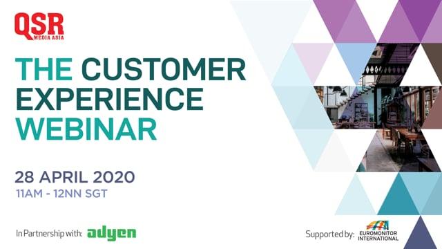The Customer Experience Webinar
