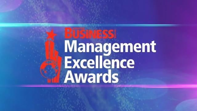 SBR Management Excellence Awards Promo Video