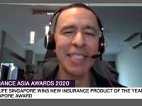 Insurance Asia Awards 2020 Winner: HSBC Life Singapore