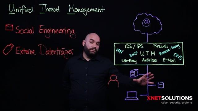 UTM Firewall-Tutorial