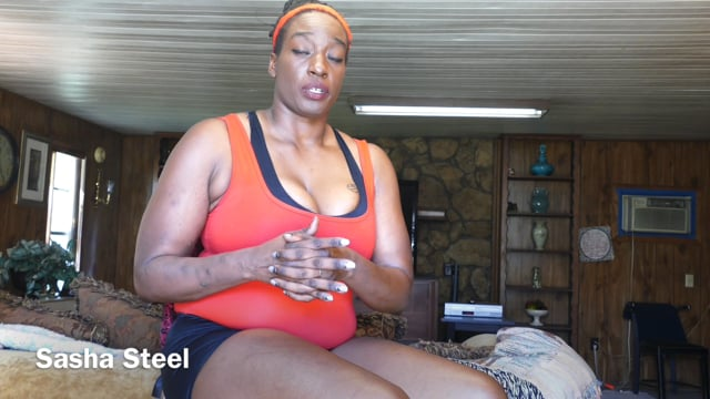 Sasha Steel interview