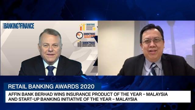 ABF Retail Banking Awards 2020 Winner: Affin Bank Berhad