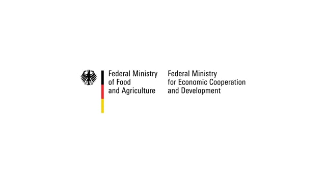 H.E. Gerd Müller, Federal Minister for Economic Cooperation and Development & H.E. Ms. Julia Klöckner, Federal Minister of Food and Agriculture, Germany