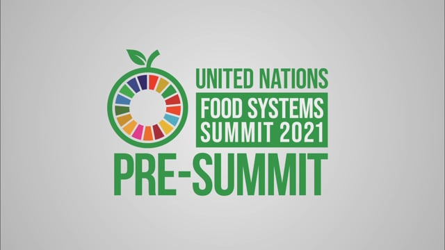 Opening Ceremony: Discover the road to the UN Food Systems Summit, Plenary Hall