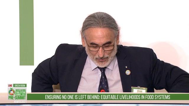 Luis Basterra, Green Room