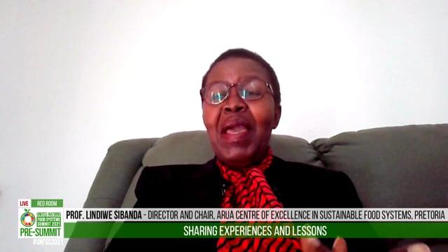 Lindiwe Sibanda, Red Room