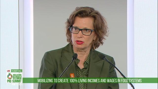 Diane Holdorf, Plenary Hall