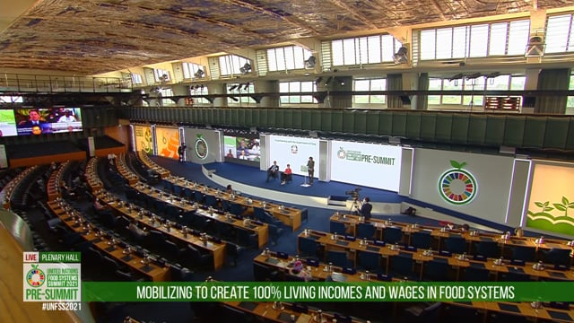 Reema Nanavatay, Plenary Hall