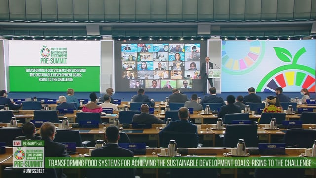 Askarbek Djanybekov, Plenary Hall