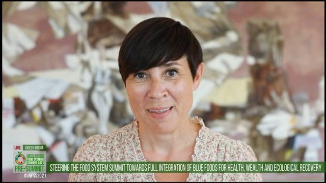 Ine Eriksen Soreide, Green Room