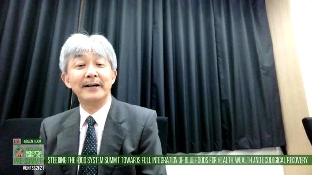 Hideki Moronuki, Green Room