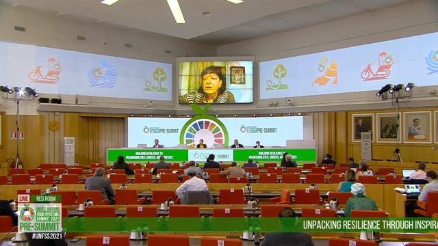 Amie Fabureh, Plenary Hall