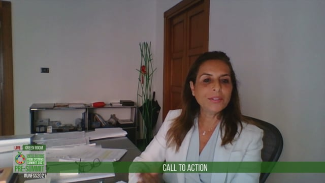 Antonella Baldino, Green Room