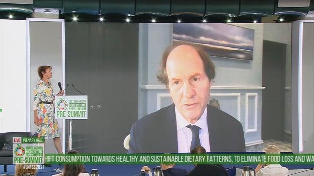 Cass Sunstein, Plenary Hall