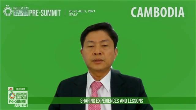 Emma Chow, Plenary Hall