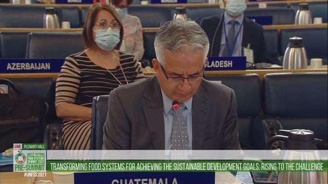 Jose Angel Lopez, Plenary Hall