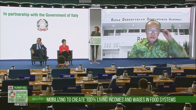 Arifin Rudiyanto 2, Plenary Hall