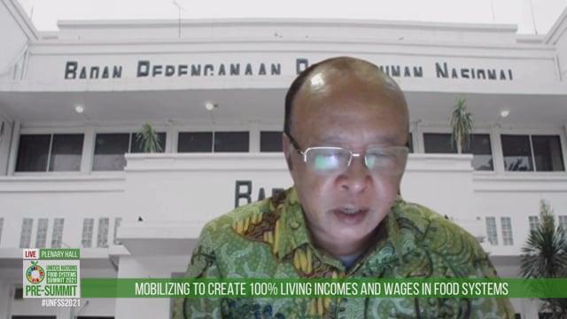 Arifin Rudiyanto, Plenary Hall