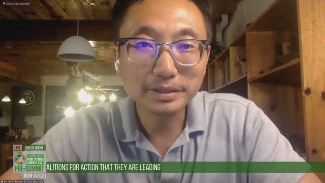 Jian Yi, Green Room