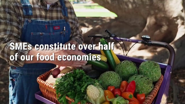 Winners' Unveiling: Best Small Business Competition - Good Food for All