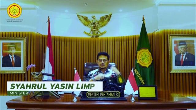 Syagrul Yasin Limpo, Plenary Hall