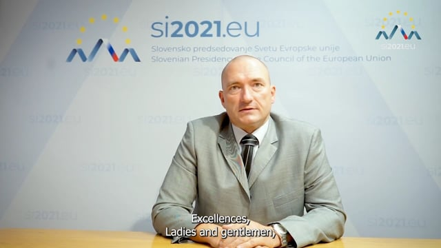 H.E. Jože Podgoršek, Minister of Agriculture, Forestry and Food, Slovenia