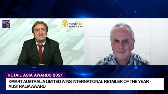 Retail Asia Awards 2021 Winner: Kmart Australia Limited