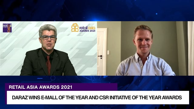 Retail Asia Awards 2021 Winner: Daraz Group