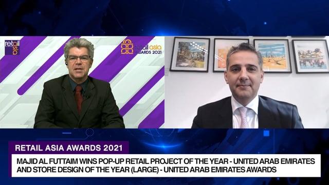 Retail Asia Awards 2021 Winner: Majid Al Futtaim Lifestyle