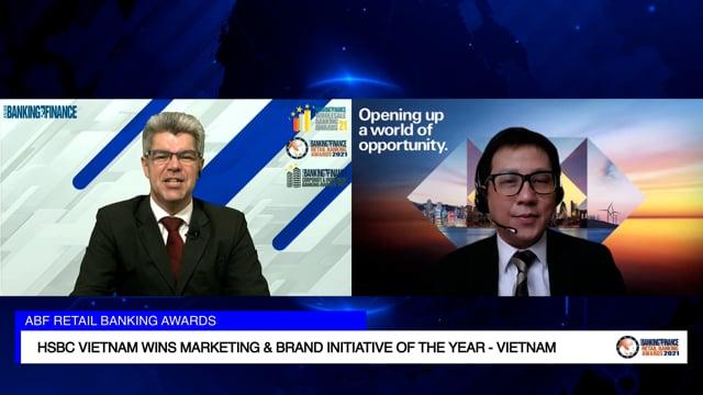 ABF Retail Banking Awards 2021 Winner: HSBC Vietnam