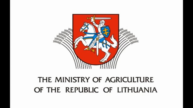 H.E. Mr. Kęstutis Navickas, Minister of Agriculture of the Republic of Lithuania