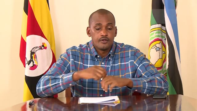 Hon. Frank Tumwebaze, Minister of Agriculture, Animal Industry and Fisheries, Uganda