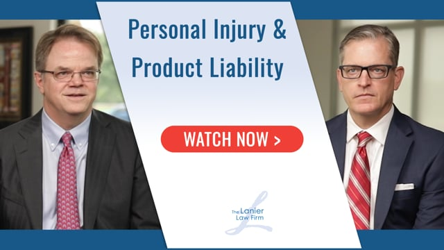 Personal Liability  - The Lanier Law Firm