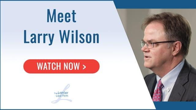 Meet Larry Wilson
