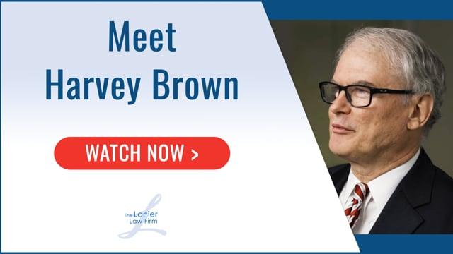 Meet Harvey Brown